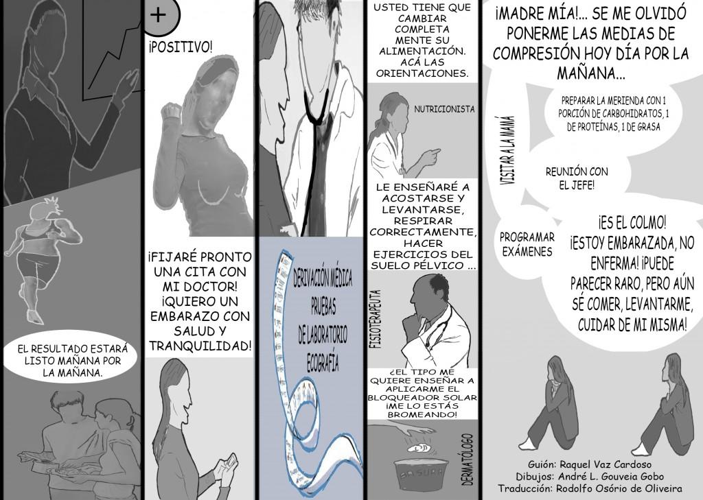 Medicalización embarazo